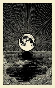 Luna Smashing Pumpkins Live by Earth U0027s Natural Satellite A Greeting Post With A Variety Of