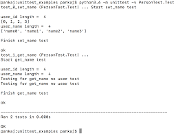 Python Decorators Simple Example python unittest unit test example journaldev