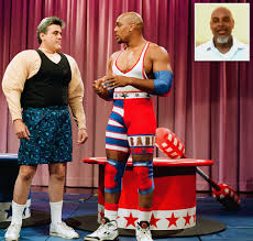 Cast Of Halloween 2008 by American Gladiators Cast Relives Games Fame Steroids Si Com