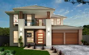 100 Home Designs With Photos New Builders Evoque 40 Double Storey
