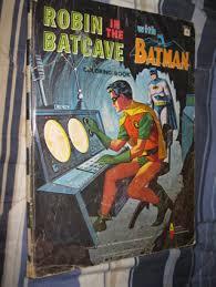 1966 Batman Coloring Book