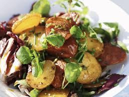 kartoffelsalat mit chorizo
