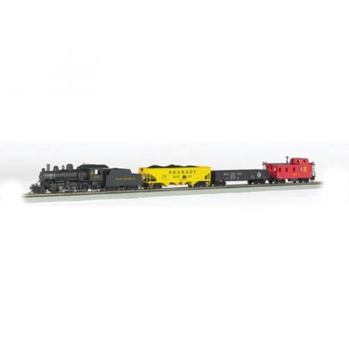 Bachmann HO Echo Valley Express Set with EZ Command Sound