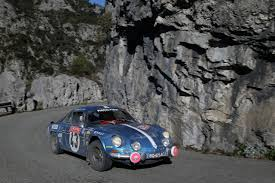 concentration runs are now finished in the 2015 historique monte