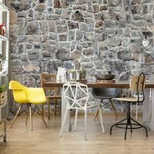design tapete vlies fototapete für wohnzimmer steinoptik