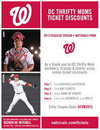 DC Thrifty Mom Offers Washington Nationals Discount Code 2015 ... The Summer Fabfitfun Coupon Code Fabfitfunaffiliate A Thrifty Diva Car Rental Coupons American Express How To Get Multiple Tuesday 723 Scallop Checklists Not Applicable Sponsors The Afura Games Australia Best Car Rental Codes To Save You An Insane Amount Of Money Top Daily Deals Online Available Right Now Twoforone Racv Member Offer 15 On Hire Employee Discounts Coupons Cporate Perks Current Cricut And Thriving Auto Club Members Dc Mom Offers Washington Nationals Discount 2015