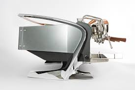 Chrome Legs On Slayer Espresso Machine