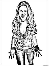 Step 13 How To Draw Nina Dobrev The Vampire Diaries
