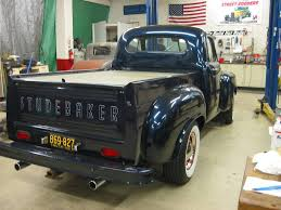 Photo Gallery - 1950 Studebaker Truck Partial Build Studebaker R10 1950 For Sale At Erclassics It Was A Show Down At The Pep Boys Corralby American Cars Pickup Sale Classiccarscom Cc1103909 1949 Street Truck Youtube Road Trippin Hot Rod Network Topworldauto Photos Of Photo Galleries Classic Deals Trucks Brochure Rat Rod It Has A 1964 Corvette 327 With 375 Hp Pin By Cool Rides Online On Ride The Month Pinterest