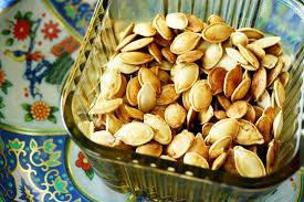 Roasting Pumpkin Seeds In The Oven Cinnamon by Pumpkin Seed Recipe Popsugar Fitness