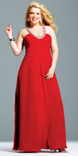 plus size evening gowns make the bigger woman sophisticated