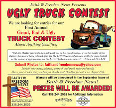 Faith & Freedom Newspaper - Looking For Entries For The Ugly Truck ... Ten Seriously Ugly Trucks Oscaro Ugly Truck Garage Backyard Chickens Dont You Buy No Truck By Jim Dawson The Dixie Drifter Youtube 20 Chevy Silverado Hd Is 910 Poundfeet Of Ugly Roadshow Doll Random Designs Pink Cat Shop Aiden Aidennneary Instagram Profile Expgramcom Competitors Revenue And Employees Owler Company Truck Richardphotos Photography Historical Tionaluglytruckday Hash Tags Deskgram Update So Broken I Just Bought A Brand New One Saggy Doors My Used Buick Lacrosse Vehicles For Sale In Los Angeles Area