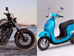 What Hondas Got To Offer India Next 150cc Scooter And Royal