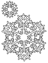 Download Snowflake Coloring Pages Or Print