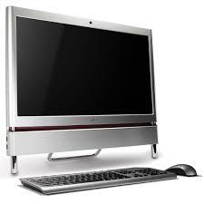 ordinateur de bureau tactile acer aspire az5710 pc de bureau acer sur ldlc com