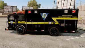 100 Hazmat Truck NLSP Emergency Operations ELS For GTA 4