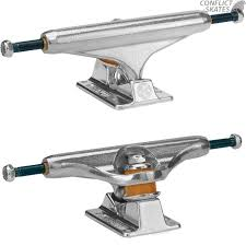 INDEPENDENT 139 Titanium Stage 11 Skateboard Trucks Indy 8.0 Vert ... Ipdent Stage 11 Salazar Doomsayer Skateboard Trucks Silver Thunder Or Indy Trucks Boardworld Forums Australias Premier 139 80 Silver Ave 149 Clear Matte Standard Free Ipdent Hollow Forged Stage 159 Palomino Emerica Footwear Wino G6 X Brown Skate Shoes Ltd Release Amazoncom Sticker New Skate Raw Polished Park Truck Hollow Pro All Sizes New Pair Forged Titanium Blackred
