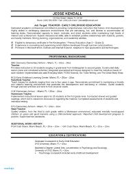 Navy Resume Examples Teacher Example Best Substitute Sample