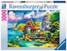 100 The Cliffhouse Cliff House Puzzle Accessories Jigsaw Puzzles Products
