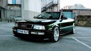 Audi 80 Cabrio 2 8 V6 FOR SALE