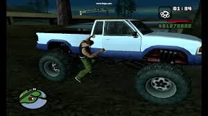 GTA San Andreas-How To Find A Monster Truck - YouTube Gta Gaming Archive Stretch Monster Truck For San Andreas San Andreas How To Unlock The Monster Truck And Hotring Racer Hummer H1 By Gtaguy Seanorris Gta Mods Amc Javelin Amx 401 1971 Dodge Ram 2012 By Th3cz4r Youtube 5 Karin Rebel Bmw M5 E34 For Bmwcase Bmw Car And Ford E250 Pumbars Egoretz Glitches In Grand Theft Auto Wiki Fandom Neon Hot Wheels Baja Bone Shaker Pour Thrghout