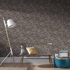 tapisserie pour cuisine papier peint zebre leroy merlin avec papier peint tapisserie pour