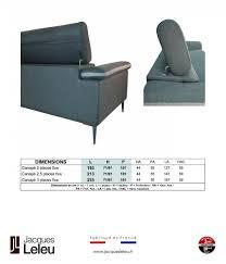 largeur canapé 3 places salon ramatuelle fabriquant français nouveaute ebenisterie 84