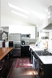 White Black Kitchen Design Ideas by 53 Stylish Black Kitchen Designs Decoholic