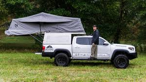 Inside Goose Gear's Custom Tacoma Camper | Outside Online