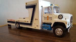 AMT1072//06 1//25 Petty Race Team Dodge Dart//Hauler Truck AMT PLASTIC