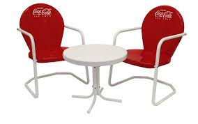 Coca-Cola Tulip Bistro Set - 3PC | Coke Store Very First Coke Was Bordeaux Mixed With Cocaine Daily Mail Cool Retro Dinettes 1950s Style Cadian Made Chrome Sets How To Remove Soft Drink Stains From Fabric Pizza Saver Wikipedia Pin On My Art Projects 111 Navy Chair Cacola American Fif Tea Z Restaurantcacola Coca Cola Brand Low Undermines Plastic Recycling Efforts Pnic Time 811009160 Bottle Table Set Barber And Osgerbys On Chair For Emeco Can Be Recycled