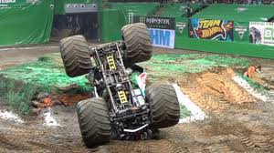 100 Monster Truck Crash Hot Wheels Accident Freestyle Highlights Of