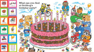 Cake Decorating Books Barnes And Noble by Richard Scarry U0027s Seek And Find Book By Richard Scarry