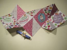 Greeting Card Folding Techniques