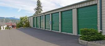 Exterior Access Self Storage Units In Hood River OR