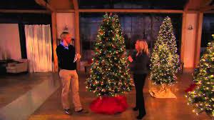 Bethlehem Lights 9 Virginia Pine Christmas Tree W Instant Power With Rick Domeier