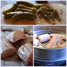 cuisiner la roussette roussette à la vapeur avec sauce aux câpres culino versions