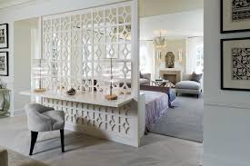 Eclectic Screens And Room Dividers Bedroom Contemporary With Sitting Area Window Film