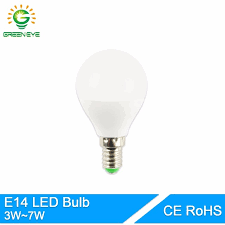 greeneye e14 led bulb ls 2835smd e14 3w 5w 7w bulb