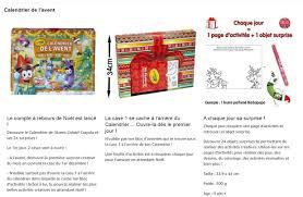 Calendrier Coloriages De LAvent CélestineciePomponscarillons