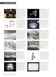 Gerber Abigail Kitchen Faucet by Kitchen Bath Design News Kitchen Design Ideas