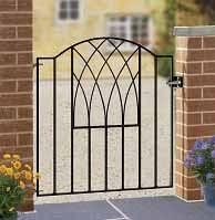 Verona Metal Garden Gate Wrought Iron Garden Gates
