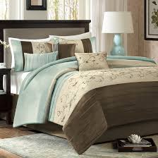 Brown And Teal Bedding Teal And Brown Bedding And forter Sets