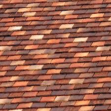 flat roof tile clay rustic colonial ludowici