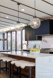 contemporary kitchen lighting home design interior and exterior