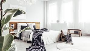 schlafzimmer idee helles schlafzimmer skandinavisch