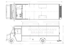 100 Ups Truck Dimensions MT45 MT55