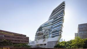 Jangho Curtain Wall Americas Co by Jockey Club Innovation Tower In Hong Kong E Architect