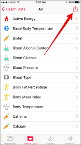 How to Import and Export Health App Data on iPhone in iOS 9