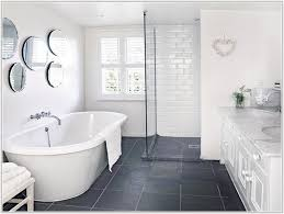 gray floor tile bathroom tiles home decorating ideas